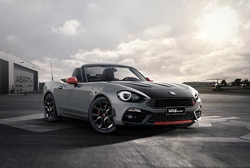 Abarth Cars Official Site