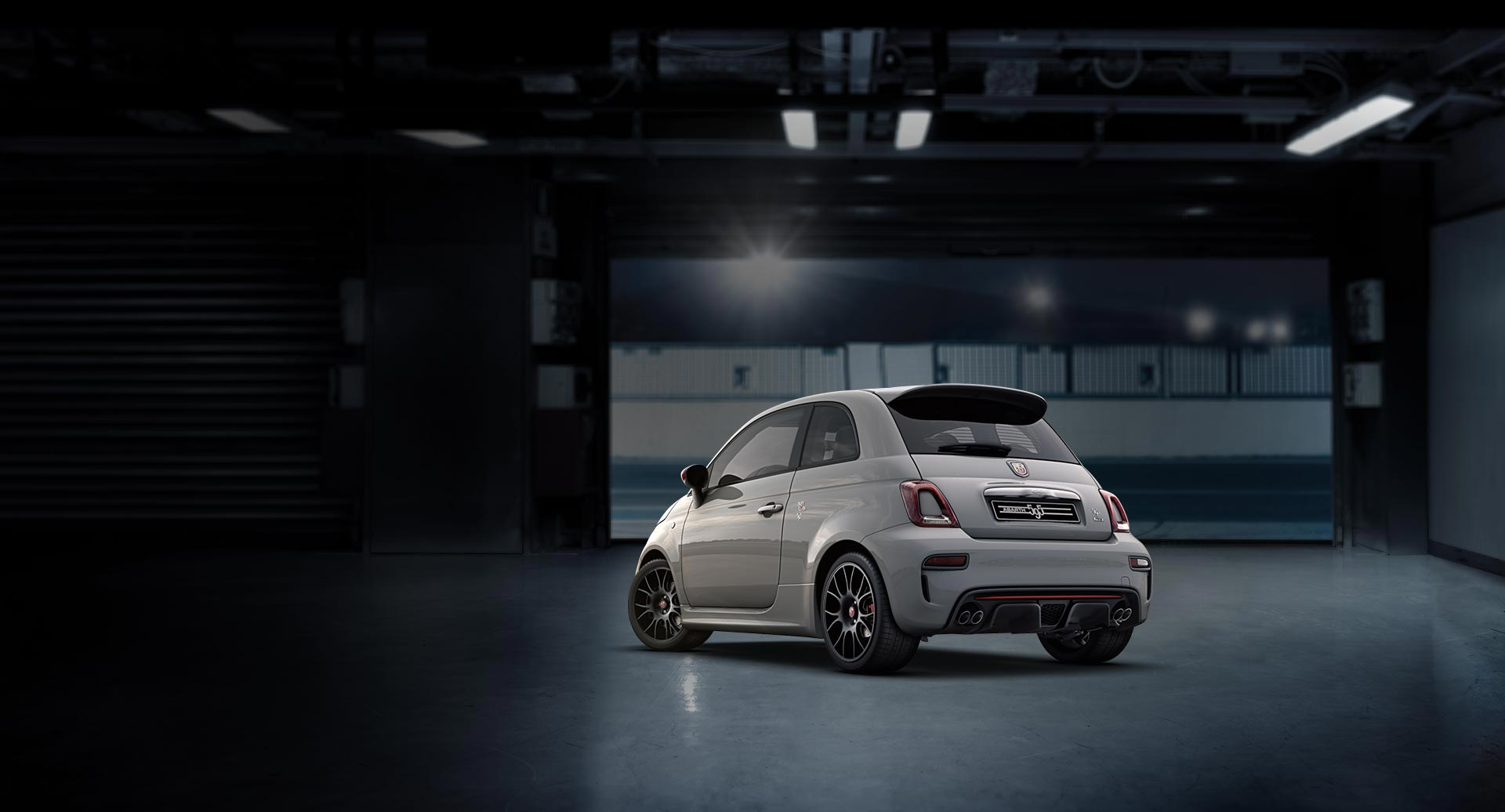 new abarth 595 pista connecting performance abarth. Black Bedroom Furniture Sets. Home Design Ideas